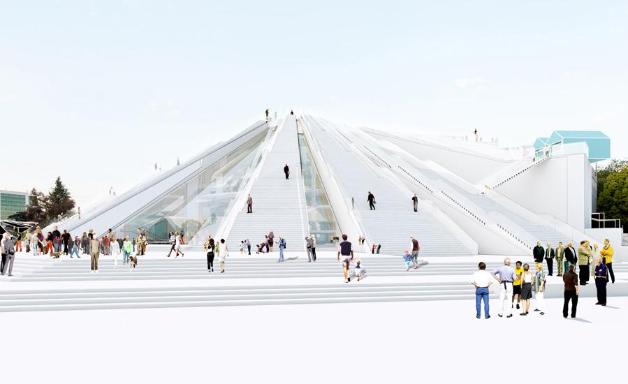 Čuvena Piramida u Tirani dobija potpuno novu funkciju