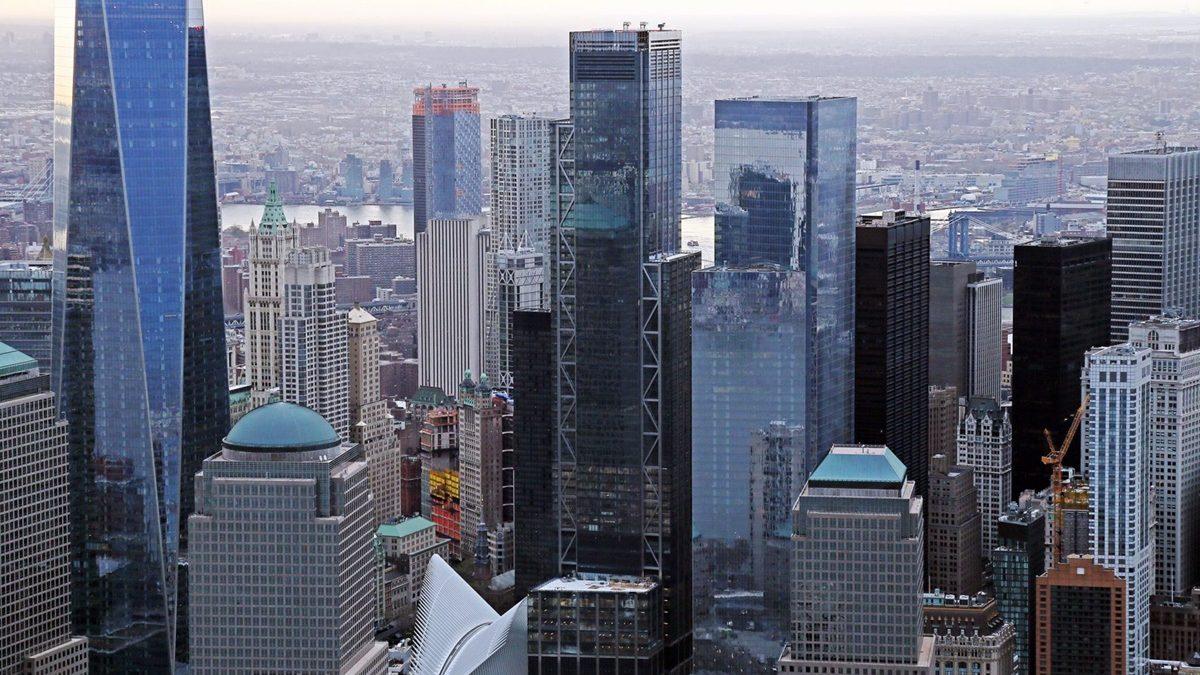 Oživela potpuno nova kula Svetskog trgovinskog centra u Njujorku
