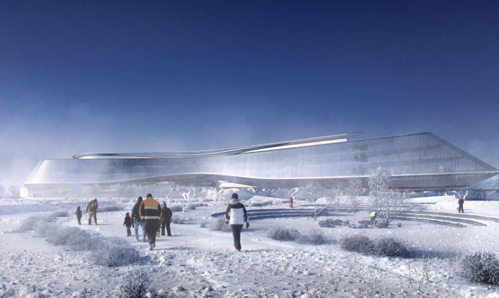 Kako će izgledati proširenje ruske Silikonske doline po projektu Zaha Hadid Architects