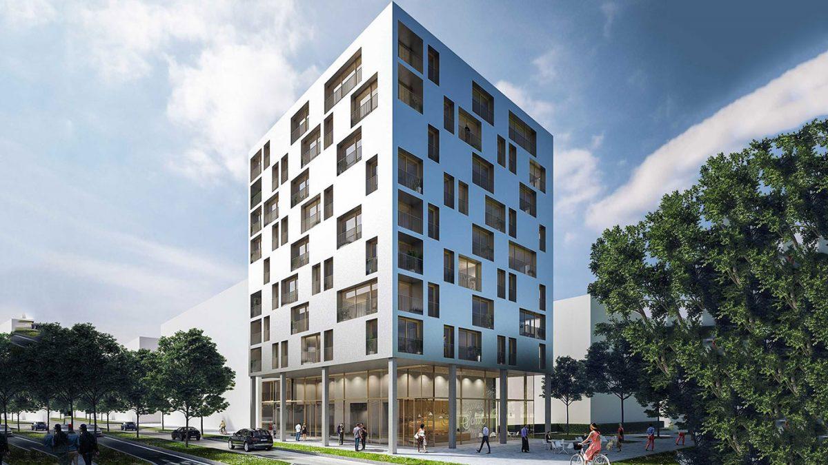 Ovako će izgedati jedna od najviših drvenih građevina u Evropi