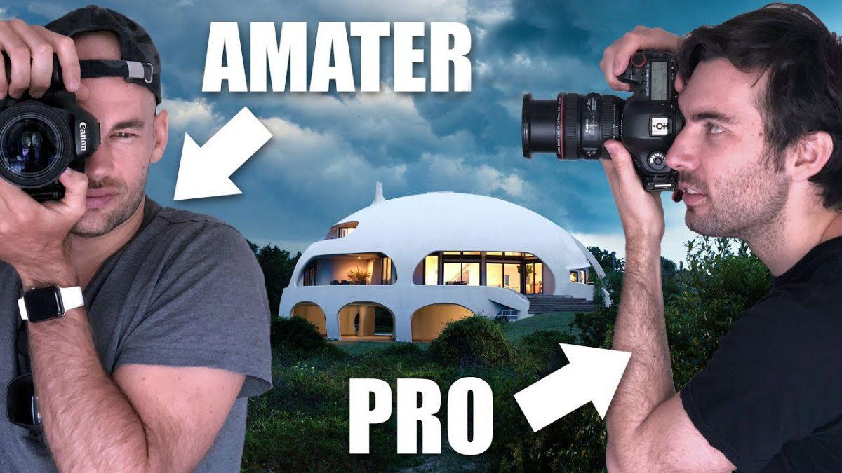 Amater protiv profesionalca: Ko će napraviti bolju fotografiju luksuznog doma?