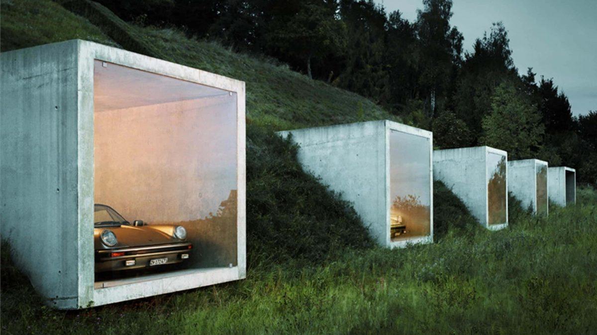 10 najinteresantnijih garaža na svetu