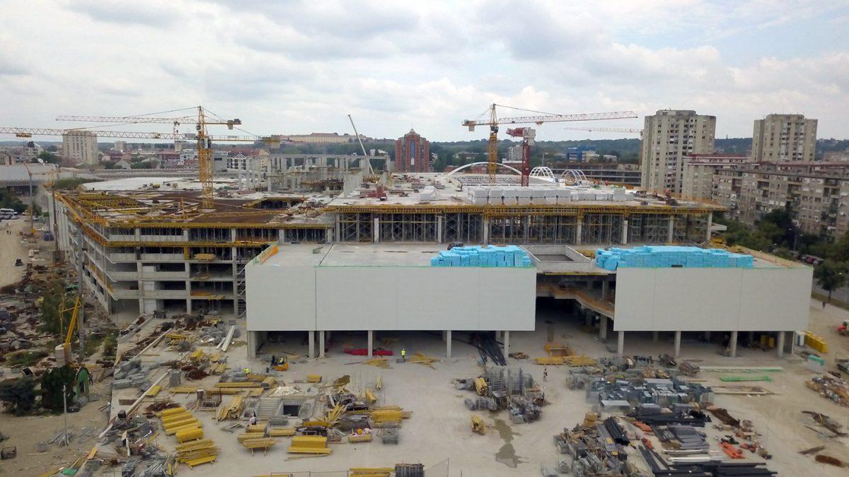 5 kapitalnih projekata u Novom Sadu zbog kojih nestaje betona u gradu