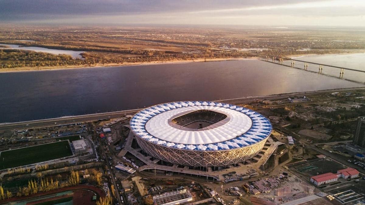Volgograd Arena: Stadion u kome su svi dobrodošli