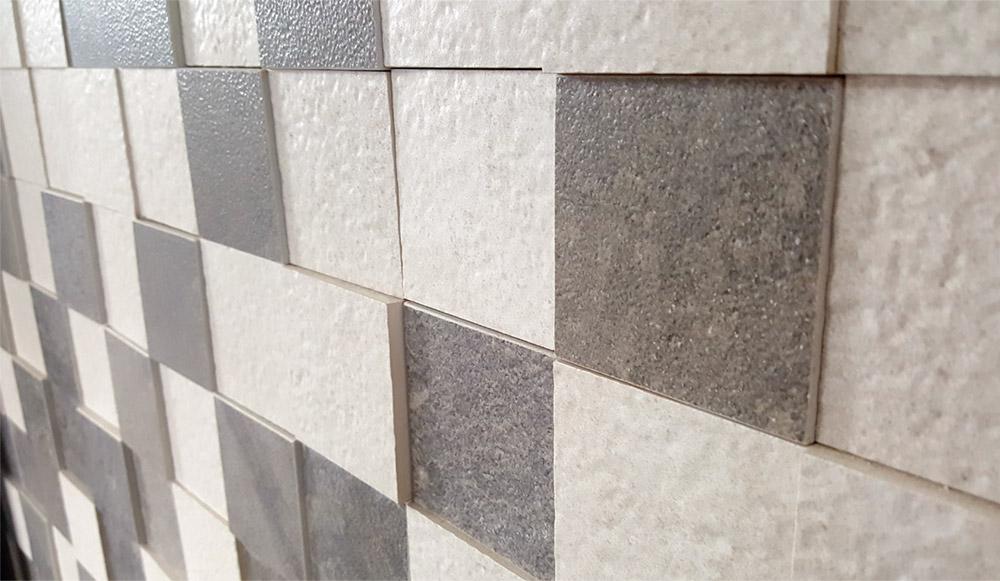 3D mozaik: Kako napraviti vizuelni trik na zidovima od keramičkih pločica