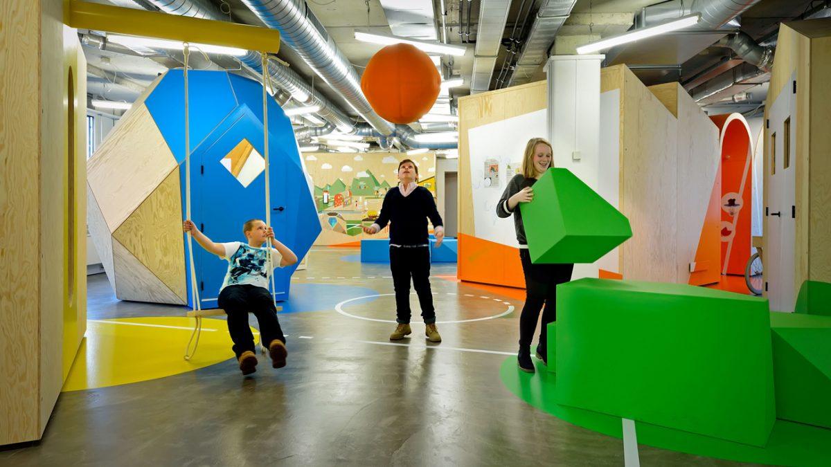 Igralište umesto čekonice: Nešto drugačiji kamp za gojaznu decu