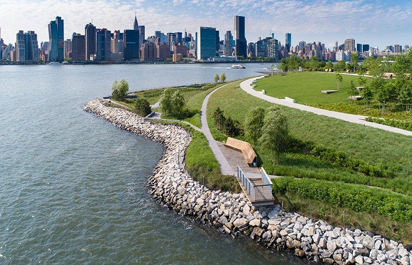 Kako je napuštena industrijska zona postala park na vodi