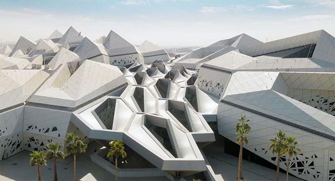 Pogledajte kratku video-turu kroz novi naučno-istraživački centar u Saudijskoj Arabiji