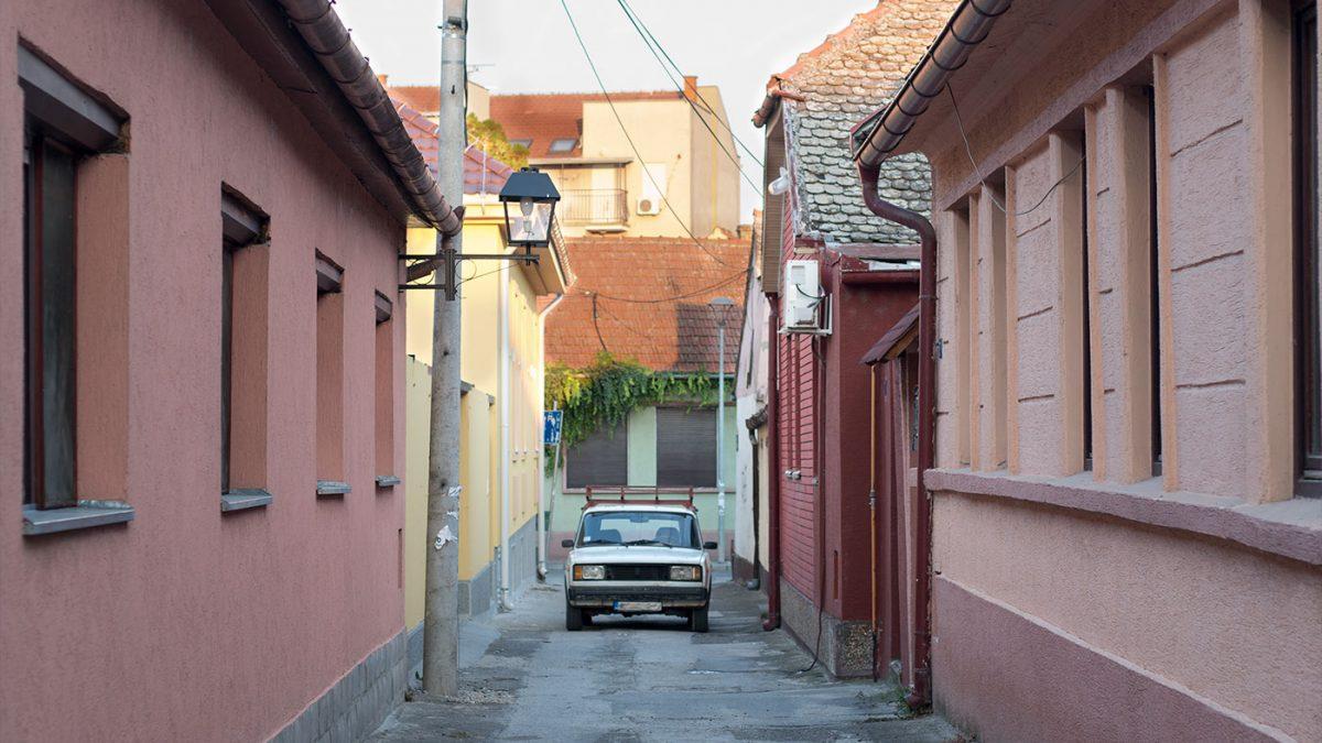 Almaški kraj: Najviše novosadsko naselje s najužom ulicom u gradu