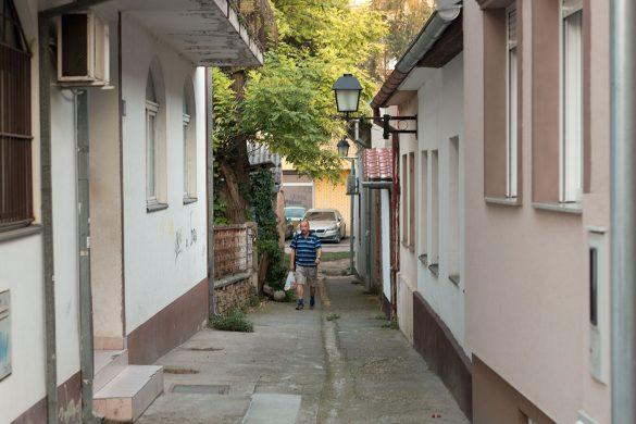 Najuža ulica u gradu - Lađarska