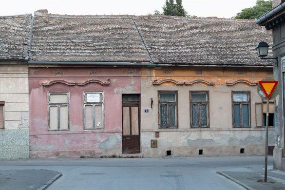 Almaški kraj: neodoljivi novosadski kvart; foto: Igor Conić
