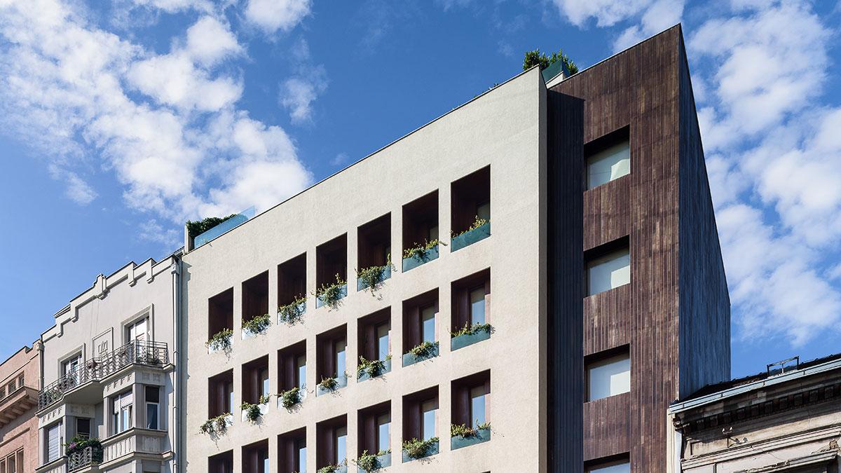 Hotel Square Nine kandidat za najlepšu beogradsku zgradu