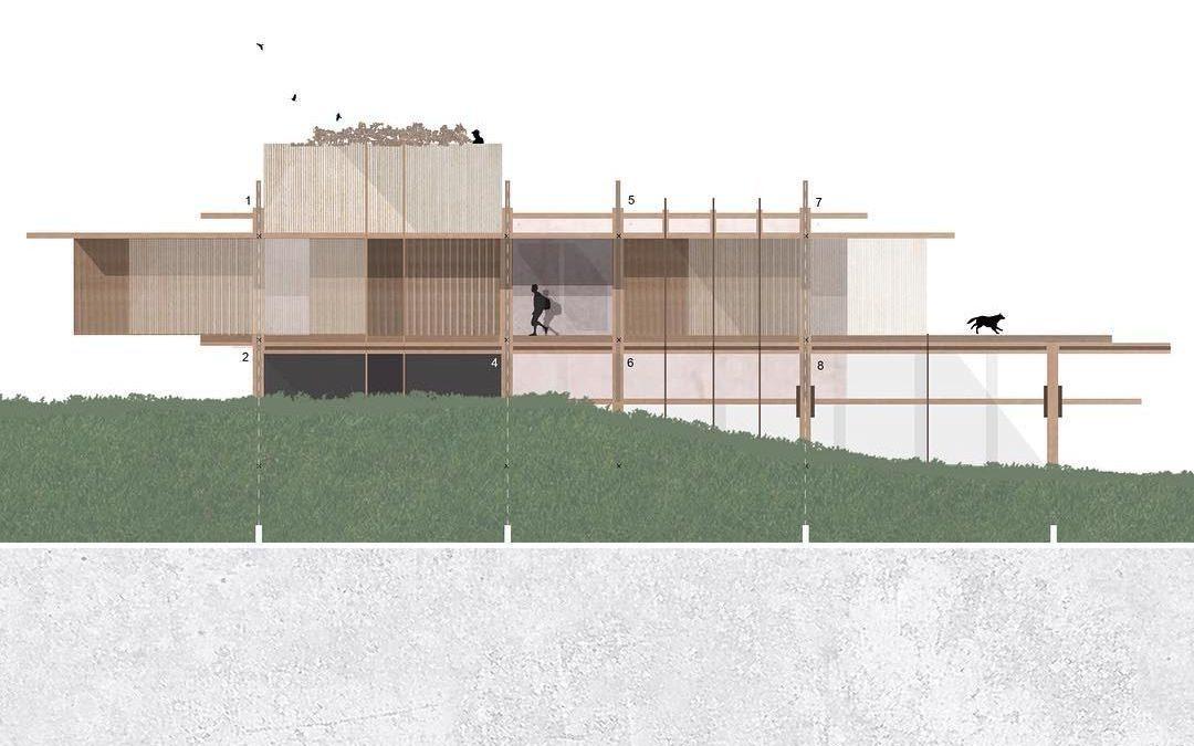 Neobičan Instagram profil posvećen arhitektonskoj ilustraciji