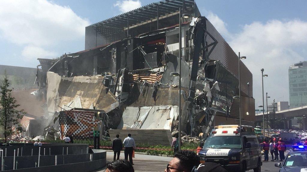 Pogledajte kako se srušila zgrada arhitekte Sordo Madalenoa u Meksiku