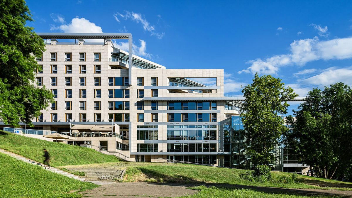 Zgrada B2 u Balkanskoj u izboru za najlepšu građevinu u Beogradu