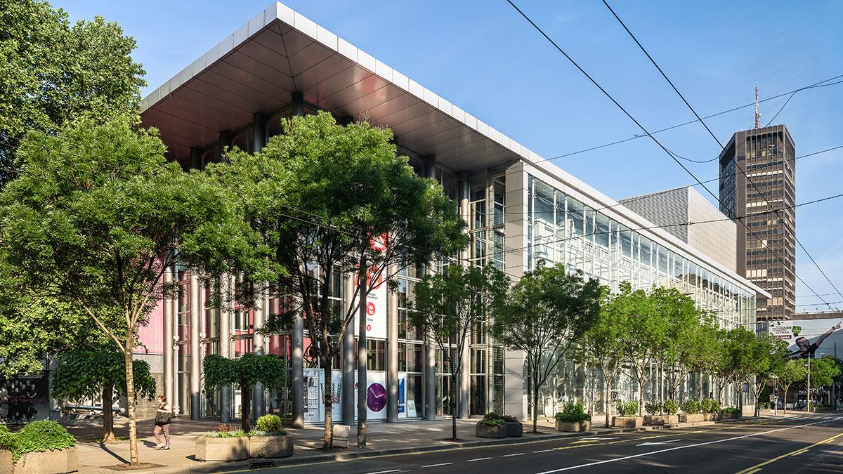 Zgrada JDP kandidat za beogradsku lepoticu