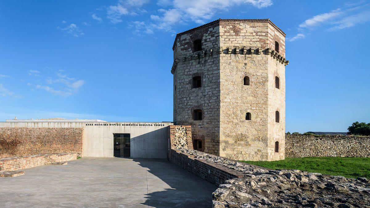 Rekonstrukcija Kule Nebojša