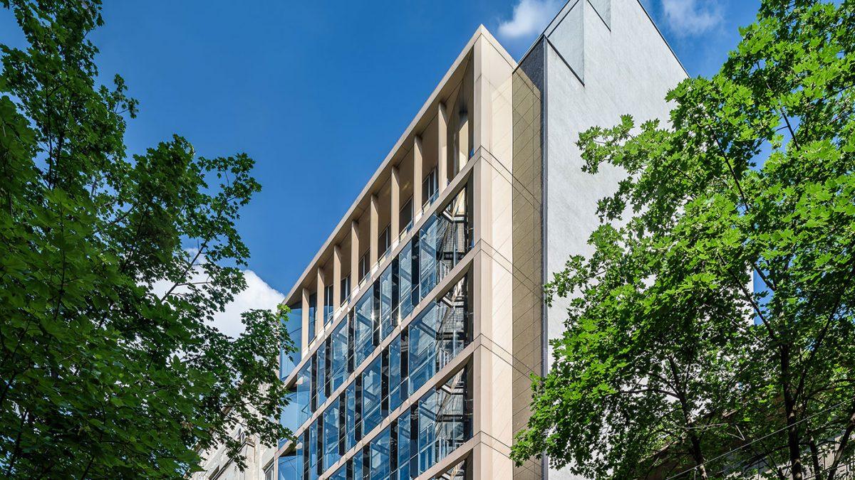Zgrada Anex u trci za beogradsku lepoticu