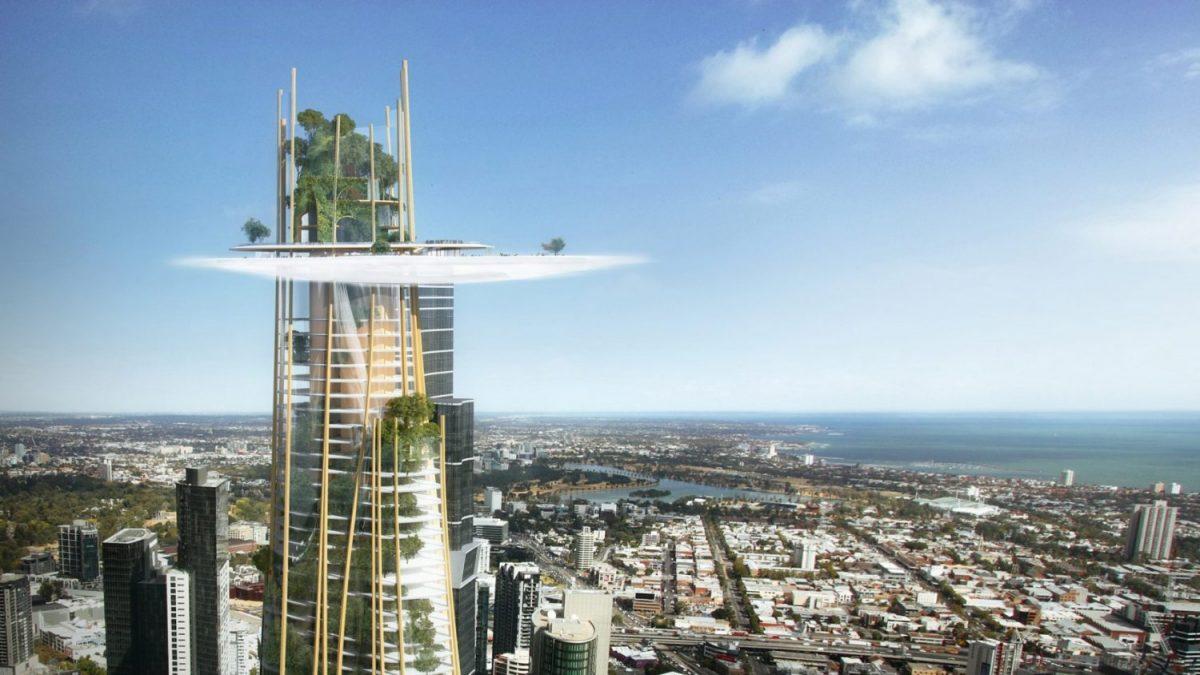 Hotel u oblacima? Najjači svetski biroi neobičnim rešenjima u okršaju za najvišu zgradu Australije