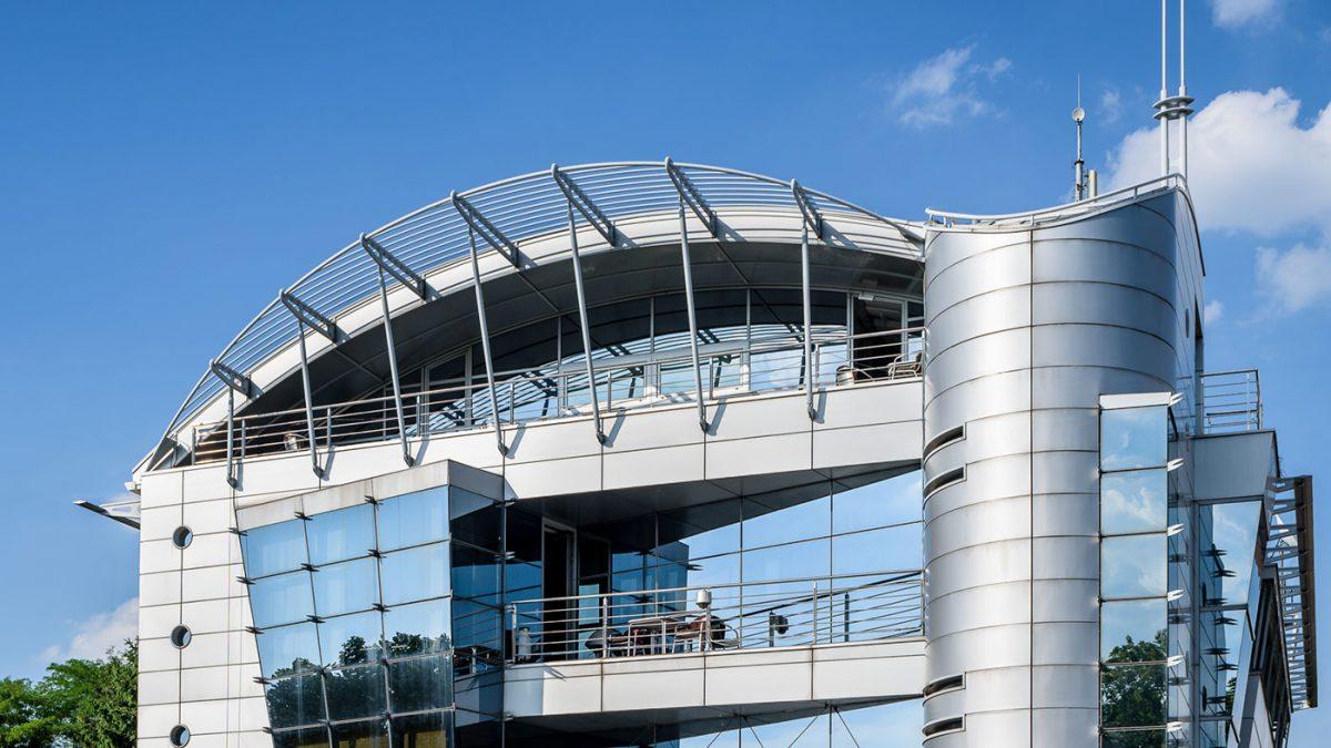 Zgrada RTV Pink: Kandidat za najlepšu beogradsku građevinu