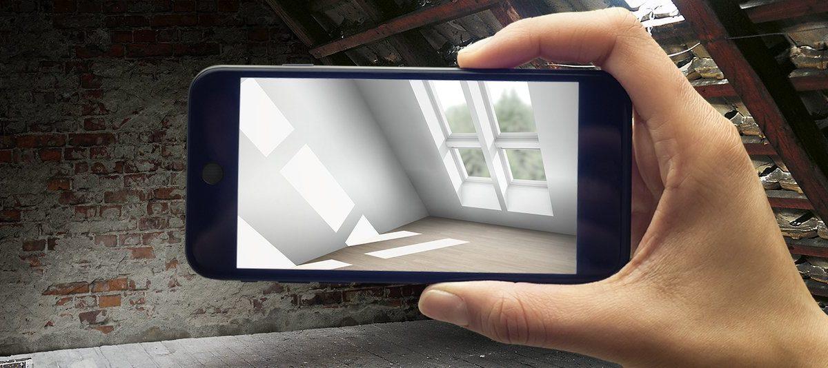 Besplatna aplikacija koja omogućava da otkrijete moć dnevne svetlosti u potkrovlju