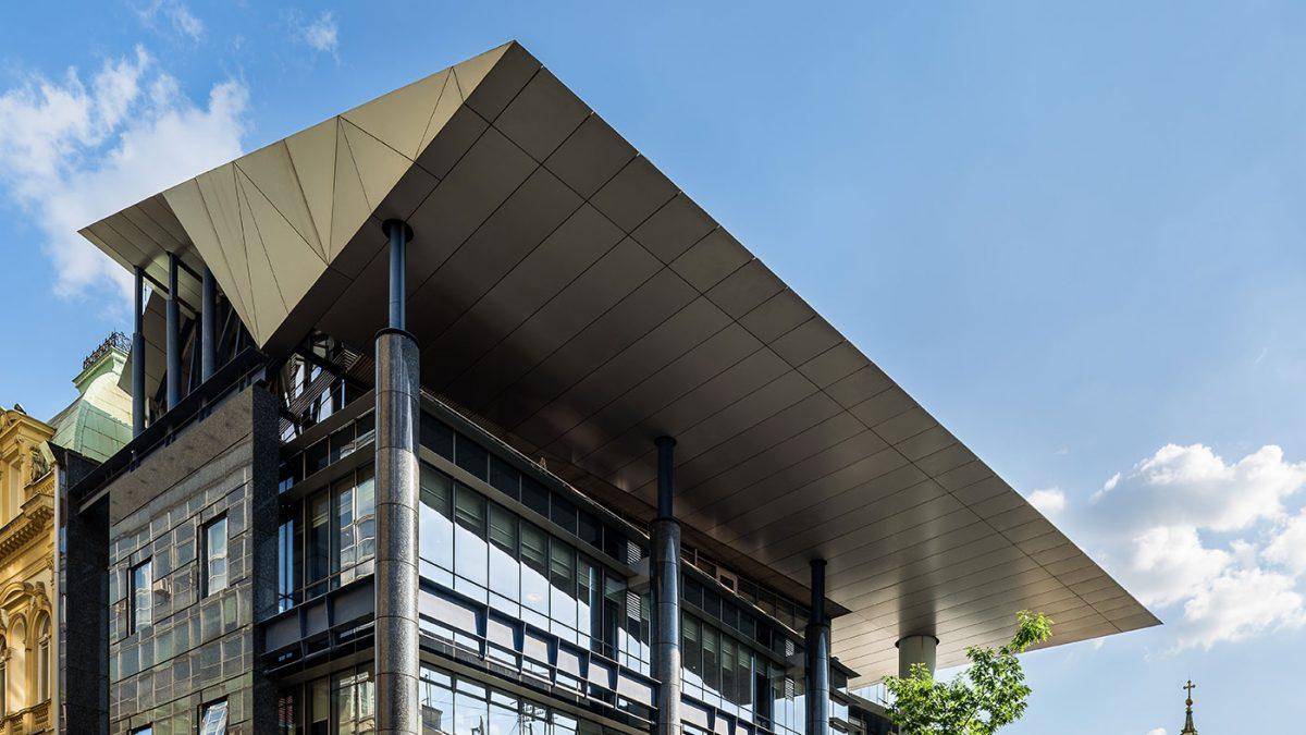Zgrada HVB banke u užem izboru za najlepšu zgradu Beograda