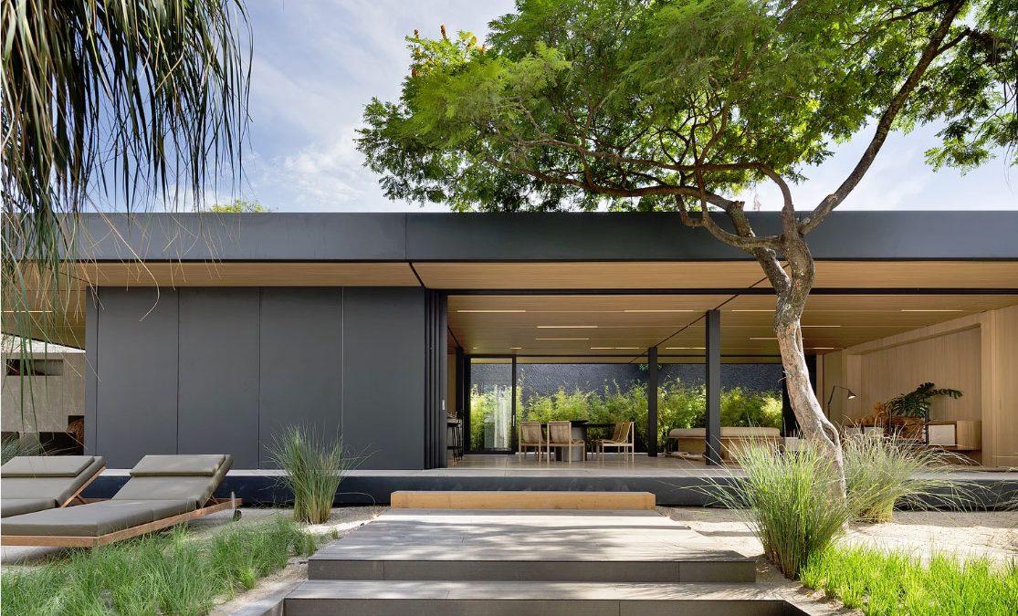 Modularna ekološka kuća podignuta za samo 28 dana