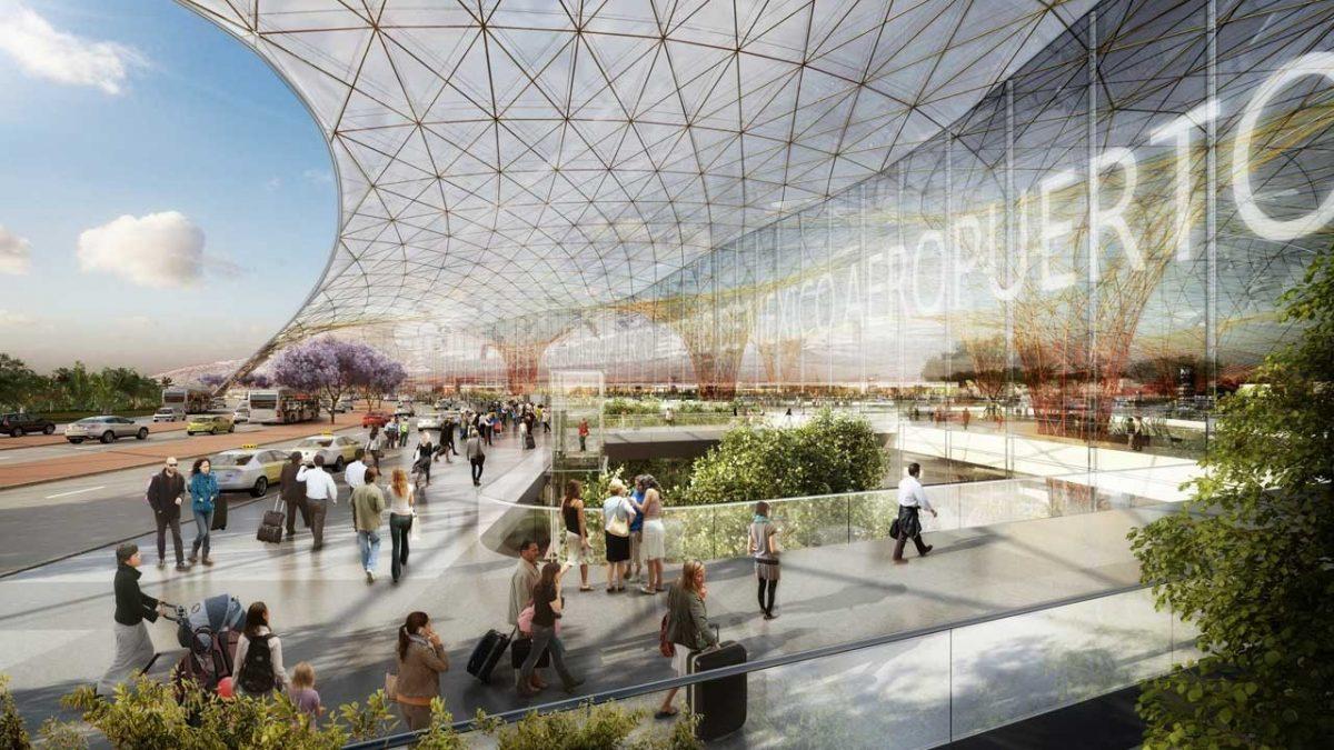 Građani Meksiko Sitija rekli odvažno NE novom aerodromu
