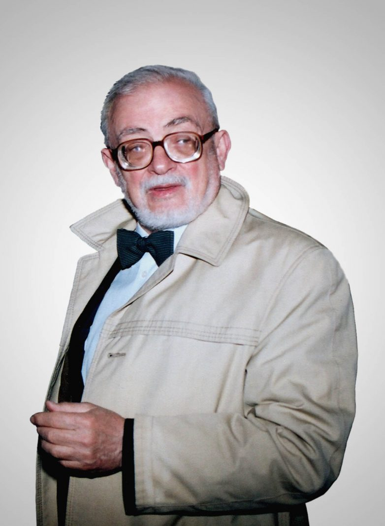 Arhitekta Mihailo Čanak (1932-2014); foto: Wikipedia