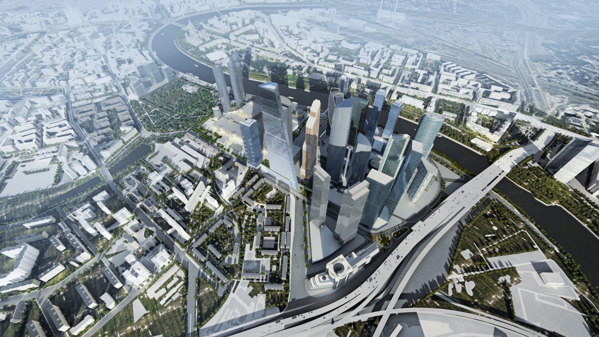 Odobrena izgradnja buduće najviše zgrade u Moskvi