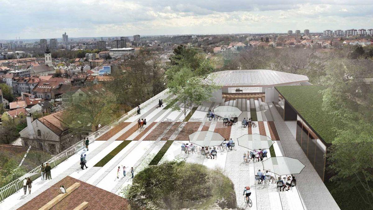 Slučaj Gardoš: Kako zaista izgleda projekat nove terase