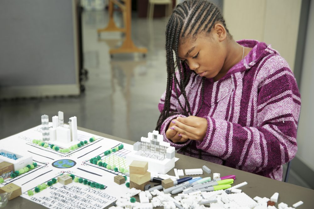 Deca iz marginalnih slojeva u Americi uče o arhitekturi kroz hip hip