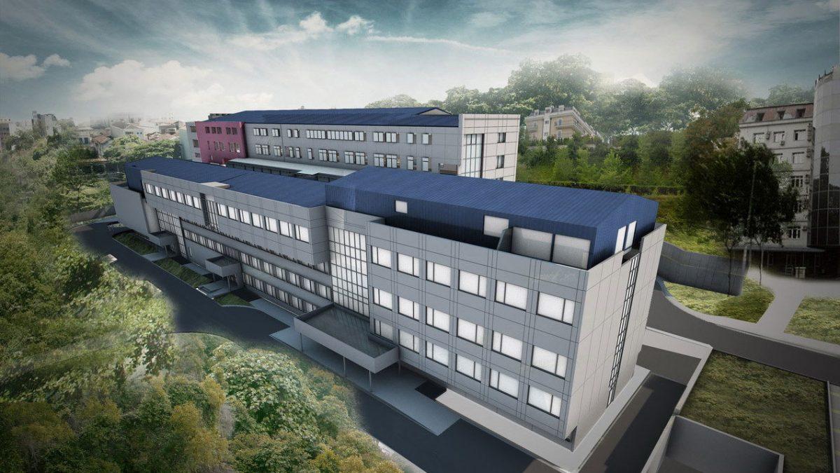Kako će izgledati novo krilo instituta Dedinje
