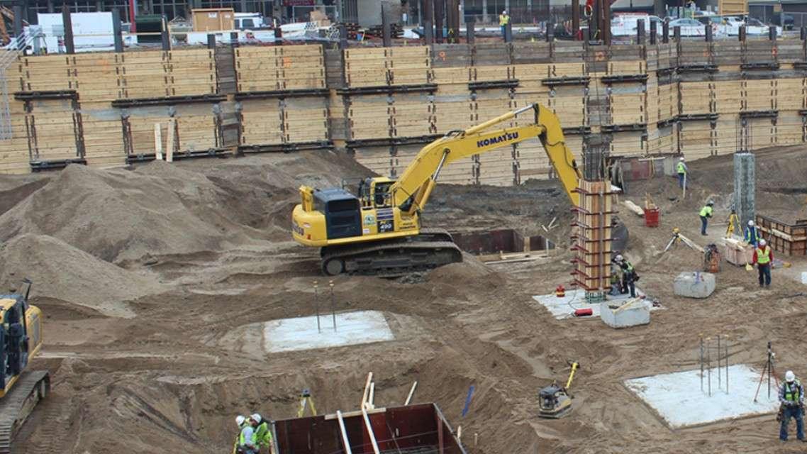 Stradao radnik usled rušenja zida na gradilištu u Kneza Miloša