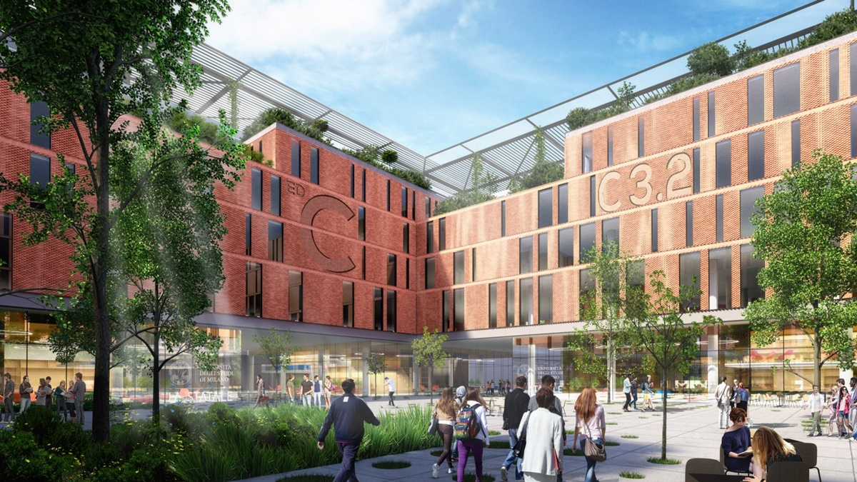 Novu fasadu Univerziteta u Milanu sastaviće roboti