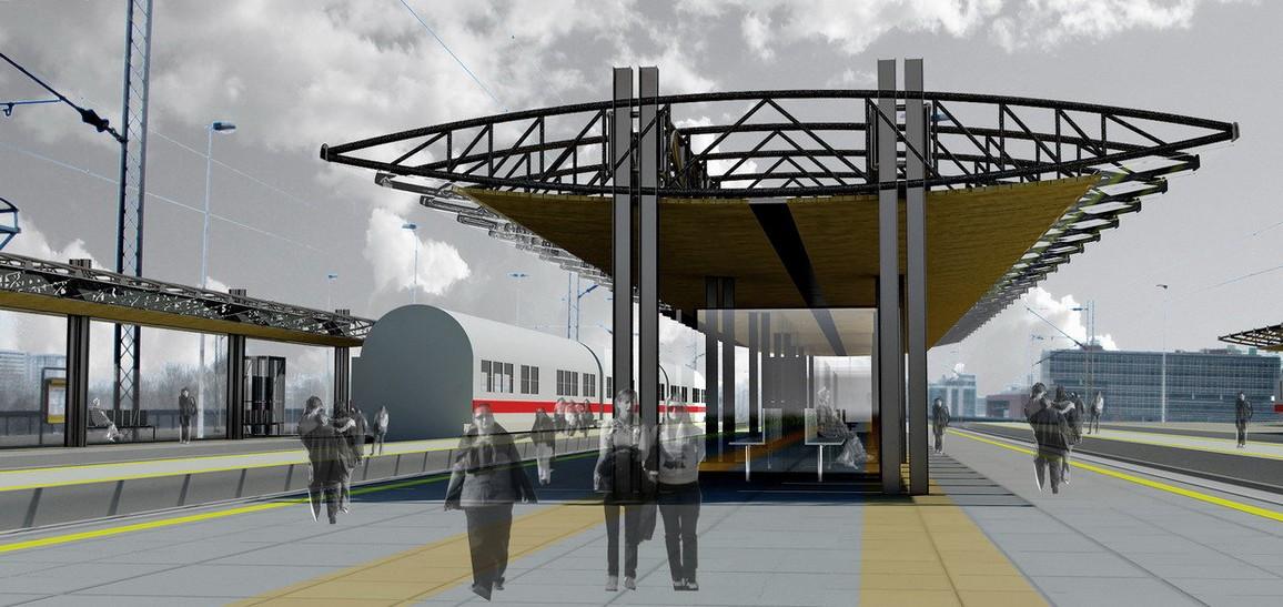 Kako će izgledati nove železničke stanice u Beogradu i Pazovi