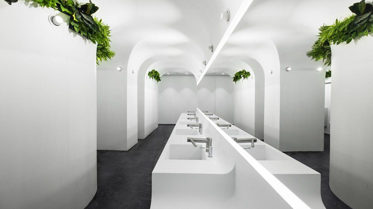 Ova moderna ekološka kupatila smanjuju potrošnju vode za 80 posto