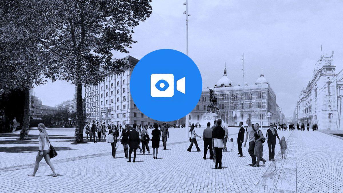 Pratite uživo izvođenje radova na uređenju Trga republike u Beogradu