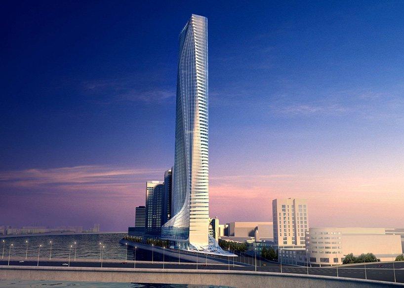 Najviša kula Afrike dobila zeleno svetlo za gradnju
