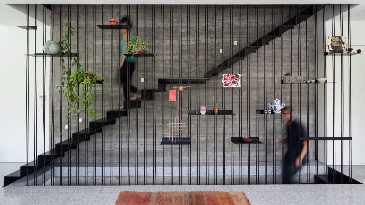 17 neobičnih stepeništa kao inspiracija za naredni projekat