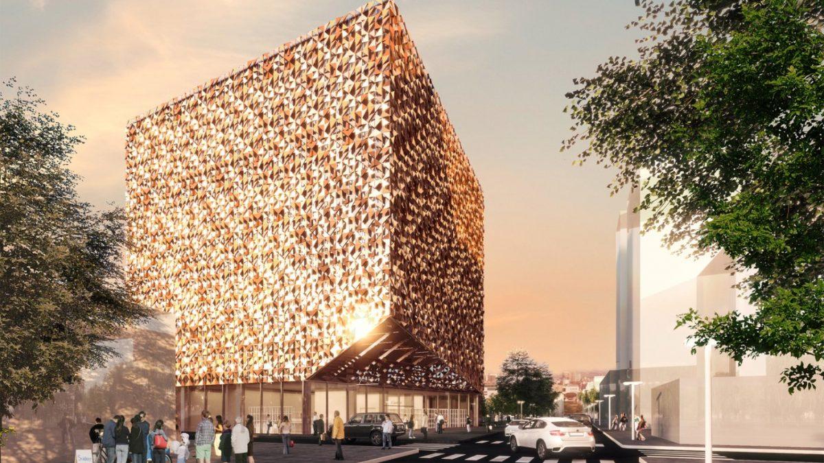 Tirana dobija kocku po projektu proslavljenog italijanskog arhitekte