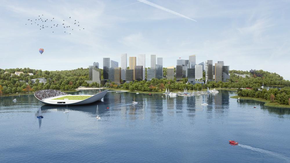 Stokholmska petlja: Šveđani rešavaju stambenu krizu razvijanjem opština na periferiji