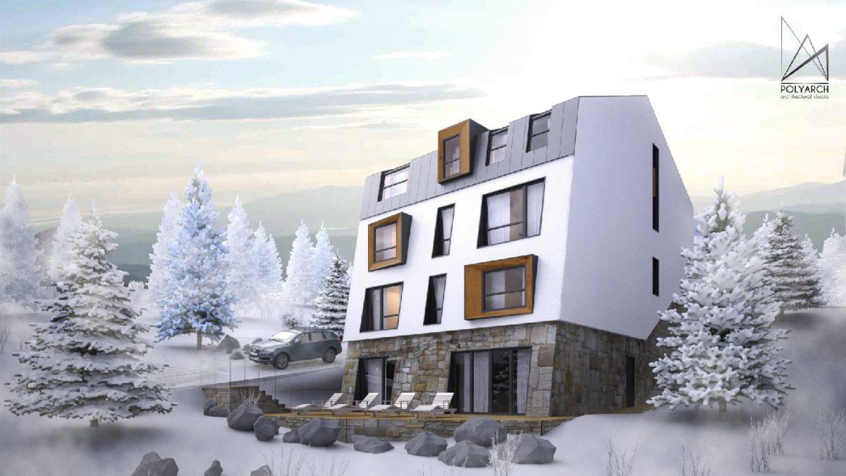 Hotel na Kopaoniku / POLYARCH studio