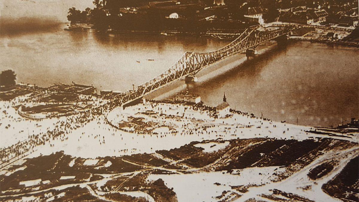 Mostobran: Kako je jedno utvrđenje uticalo na rađanje Novog Sada