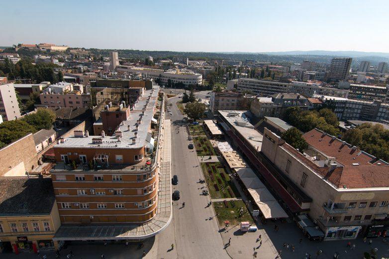 Ulica Modena