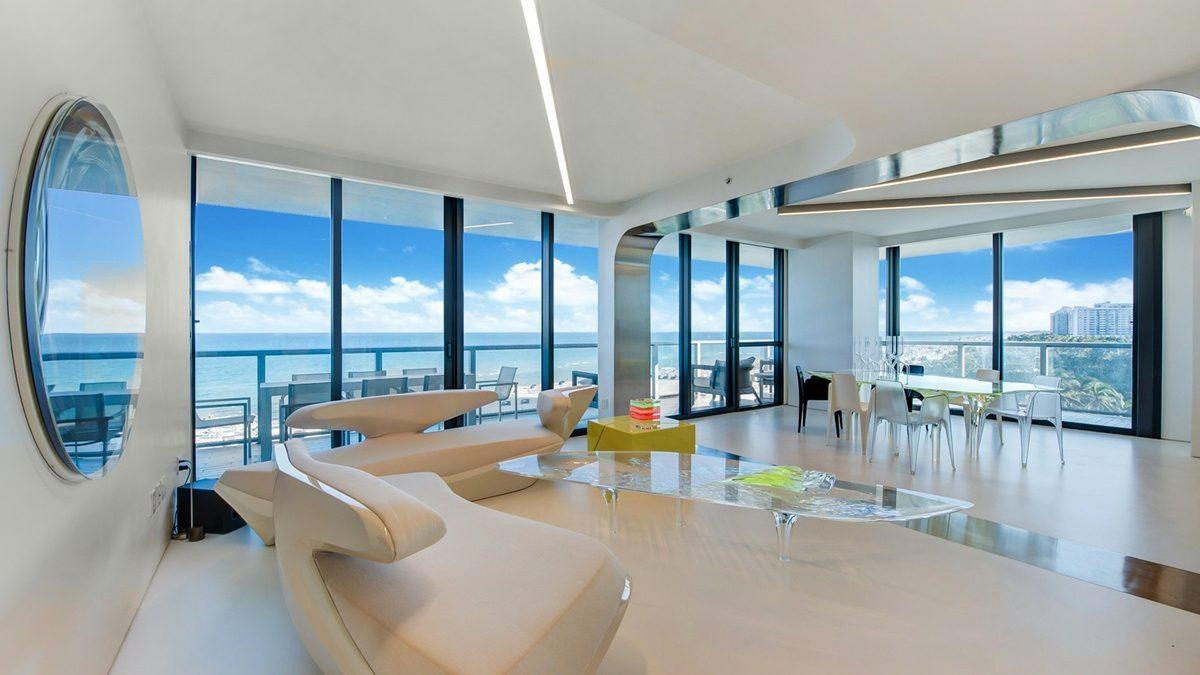 Kako izgleda stan u kojem je živela slavna Zaha Hadid