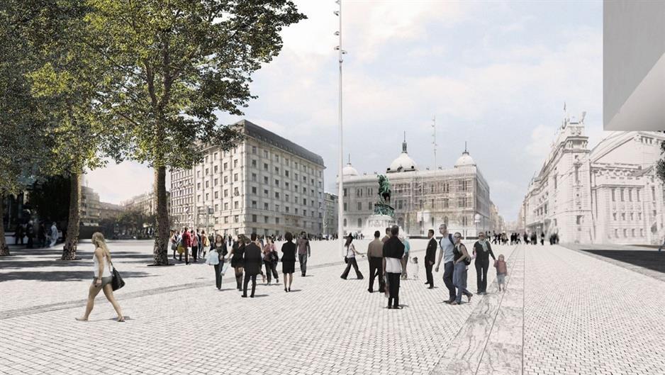 Rijaliti trg: Kako će izgledati rekonstruisan centar Beograda