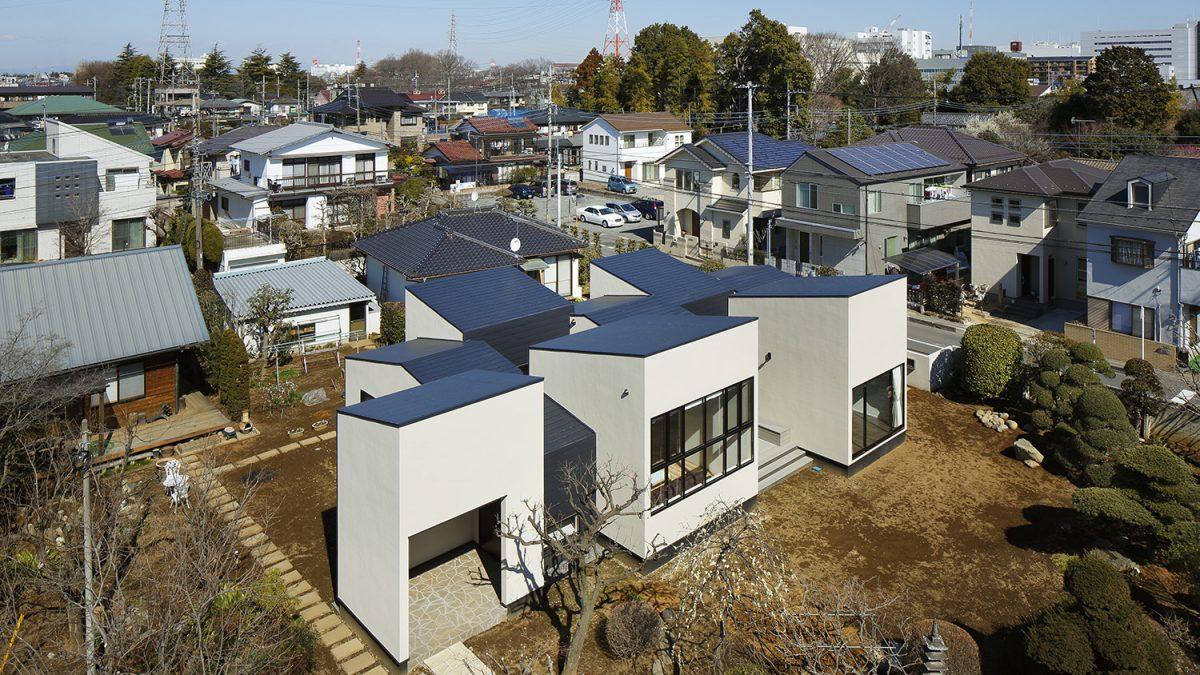Osnova ove kuće inspirisana je popularnom dečijom igrom