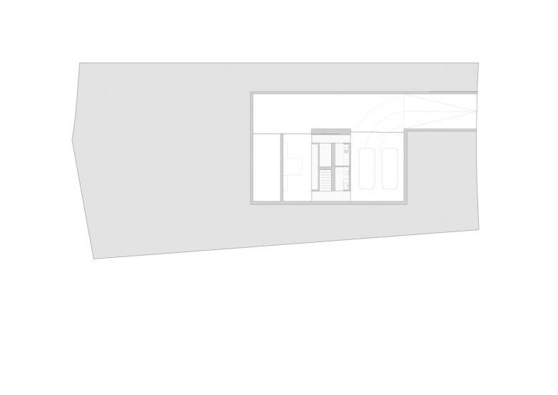 Osnova donje etaže