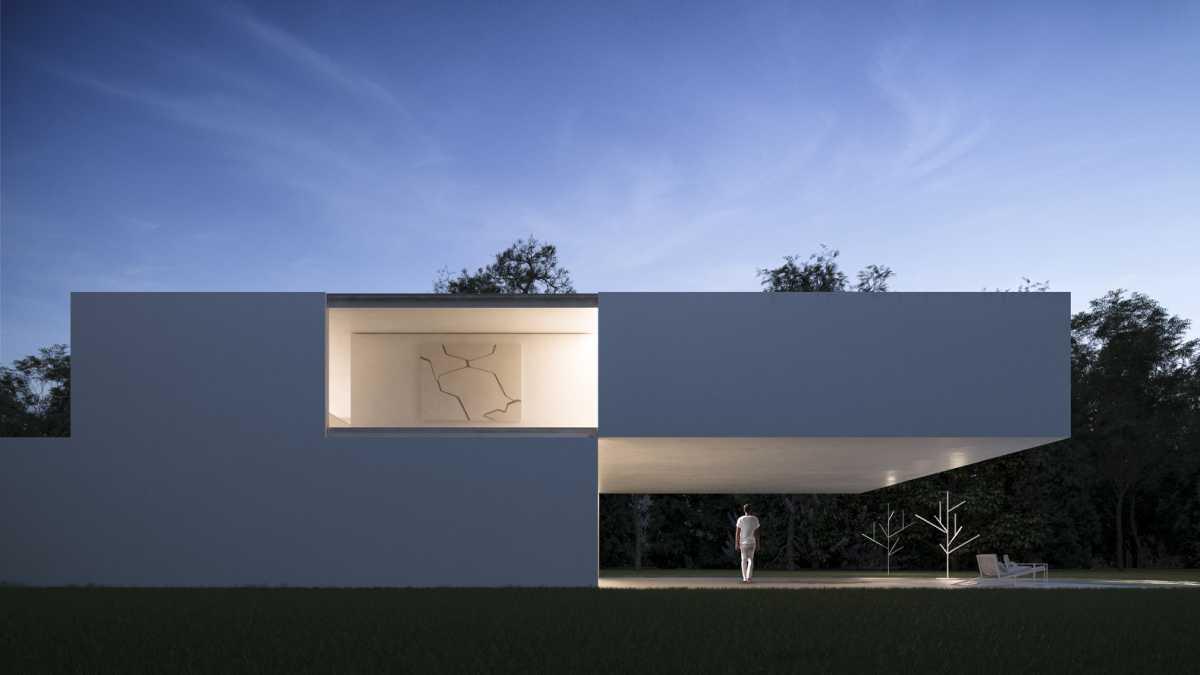 Kako je smicanjem sprata dobijena razigrana unutrašnjost kuće u Španiji